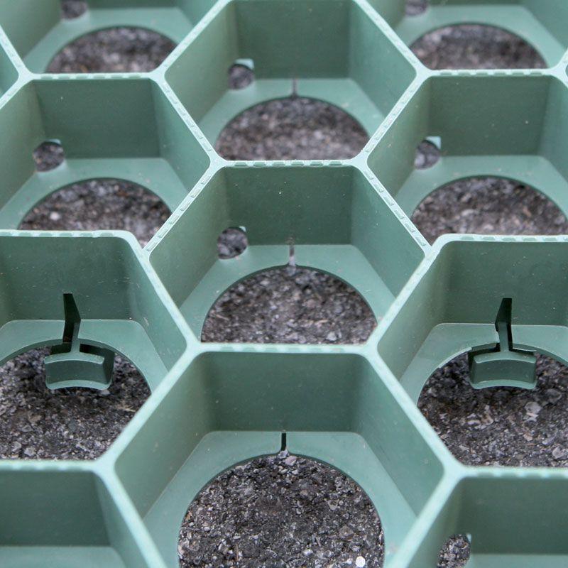 Pavaje pentru parcari ecologice pratex - Mattonelle in plastica da giardino ...